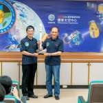 首發台灣製造「衛星五號」8月25日升空,林全參訪太空中心