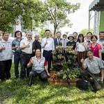 繼食物森林,竹市再推出「蜂計畫」 打造綠色宜居城市
