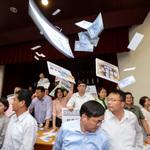 藍委不質詢讓前瞻「進度超前」 綠黨團:明天逐項審查預算案
