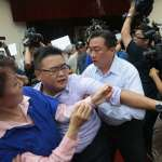 王定宇遭藍委助理包夾指著罵!民進黨團:蘇嘉全應嚴格限制