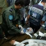 打造太平島為人道救援中心 醫療後送演練首次納入加護維生系統