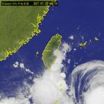 尼莎颱風來襲 水利署抽水機待命、台電檢修核三