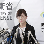 涉嫌隱匿自衛隊軍情報告 日本防衛大臣稻田朋美引咎辭職
