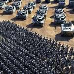 中國、俄羅斯軍力10年後達顛峰狀態 美國陸軍部長:美軍集中資源力求抗衡