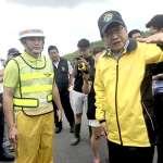 雙颱重創屏東,潘孟安籲中央檢討防洪措施