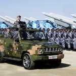 解放軍閱兵首度採行「戰鬥校閱」東風16改飛彈衝著台灣來