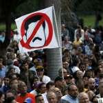 委內瑞拉制憲選舉》美國祭出金融制裁 無人帶領抗爭成委國反對派新難題