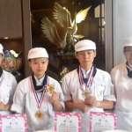 易牙藝術麵包競賽 桃市永平餐飲獲4金