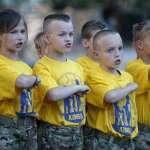 烏克蘭新納粹戰鬥訓練營開課 娃娃兵領教「戰爭的藝術」