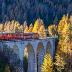 平均每人一年坐2,007公里、火車準點率全球第一!這個國家不愧是全球最愛搭火車之國