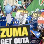 執政8年8月又8天大禮!南非總統祖馬6度面對不信任案 21票之差驚險保住大位