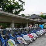 不受oBike影響 高雄City Bike使用人次續升