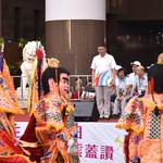 世大運遊行找三太子「湊」熱度? 柯文哲:讓世界看見真實的台灣