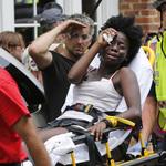 美國反種族主義、反納粹遊行遭血腥攻擊  1名女性遇害、19人輕重傷