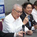 遭郁慕明喊「分手」 吳敦義:民進黨執政下,盼泛藍陣營團結