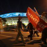 世大運開幕式》反年改鬧場 北市警局:10分內控制現場,逮捕1人