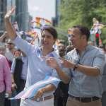 【今日國際特調】杜魯道偕愛爾蘭出櫃總理 參加同志遊行