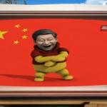 習大大扮小熊維尼狂跳「江南Style」?印度中國大打宣傳戰