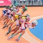 世大運500公尺滑輪溜冰 陳映竹連破世界紀錄 決賽強勢問鼎