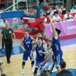 世大運籃球》台灣男籃力壓挪威獲第13名 創歷年最佳名次