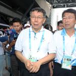 菲律賓選手染登革熱國安局要遺返,柯文哲:台灣醫療好,治好再回國