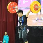 世大運舉重》北韓選手奪金 姚季伶「抓」回銅牌