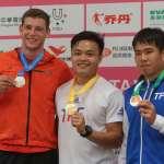 世大運田徑》銅牌黃士峰:一開始領先,後來2位選手潛力被激發