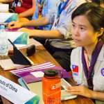 世界童軍領袖會議 我國代表團名牌竟寫「中國童軍」