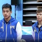 世大運桌球》混雙激戰南韓7局摘銅 陳思羽自責失誤大哭