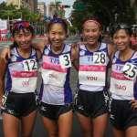 世大運田徑》半程馬拉松開跑!中華女子團體奪銅 日本狂拿男女團體個人4金