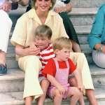 黛安娜王妃逝世20周年》埋藏已久的悲傷 威廉、哈利開口談喪母之痛
