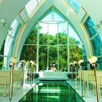 結婚不用跑海外! 水晶教堂營造浪漫星空婚禮