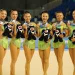 世大運體操》中華隊韻律體操五環第4名 美姿震懾觀眾
