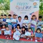 小一新鮮人上學去 新竹縣市首長奉上開學禮