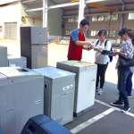 大型電器汰舊換新免費回收 中市環保局提醒業者不得拒收