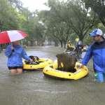 愛心無國界!「怪獸級」哈維颶風重創美國德州  據傳台灣捐款逾2千萬
