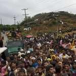 逃離緬甸的羅興亞難民將落腳何處?孟加拉:土地貧瘠、水患頻仍的偏僻荒島