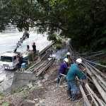 強制重整烏來露天溫泉區 恢復原始自然景觀