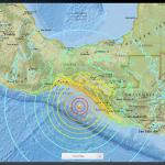 墨西哥發生芮氏規模8.1大地震!引發小規模海嘯