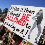 「你認為應修法允許同性伴侶結婚嗎?」澳洲同性婚姻交付公投 12日起郵寄選票