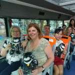 搶攻中東觀光客源 以色列媒體團搭上台北市雙層觀光巴士
