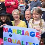 澳洲同婚合法化公投將登場 史上最大規模同志遊行助陣催票