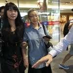 李明哲案宣判》前立委王麗萍陪同李凈瑜赴中國 卻在長沙機場遭「驅逐出境」