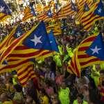 加泰隆尼亞「民族日」遊行盛大登場!100萬人上街吶喊爭獨立