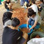 灰水變淨水!台科大學生赴印尼 建汙水處理系統