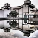 除了經典的東海大學教堂,貝聿銘還在台灣留下了「這些」驚豔作品…