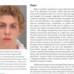 出獄後世人就淡忘那些惡行了嗎?這位史丹福大學性侵犯被寫進刑法教科書