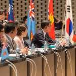赴日出席亞太國會議員聯合會 蘇嘉全稱「代表中華民國」