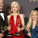 女力發威!《美麗心計》、《使女的故事》女演員橫掃2017年艾美獎