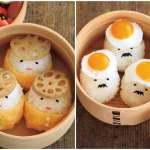 圓木盒便當正流行!日本人氣部落客不藏私教學,5種可愛飯糰作法